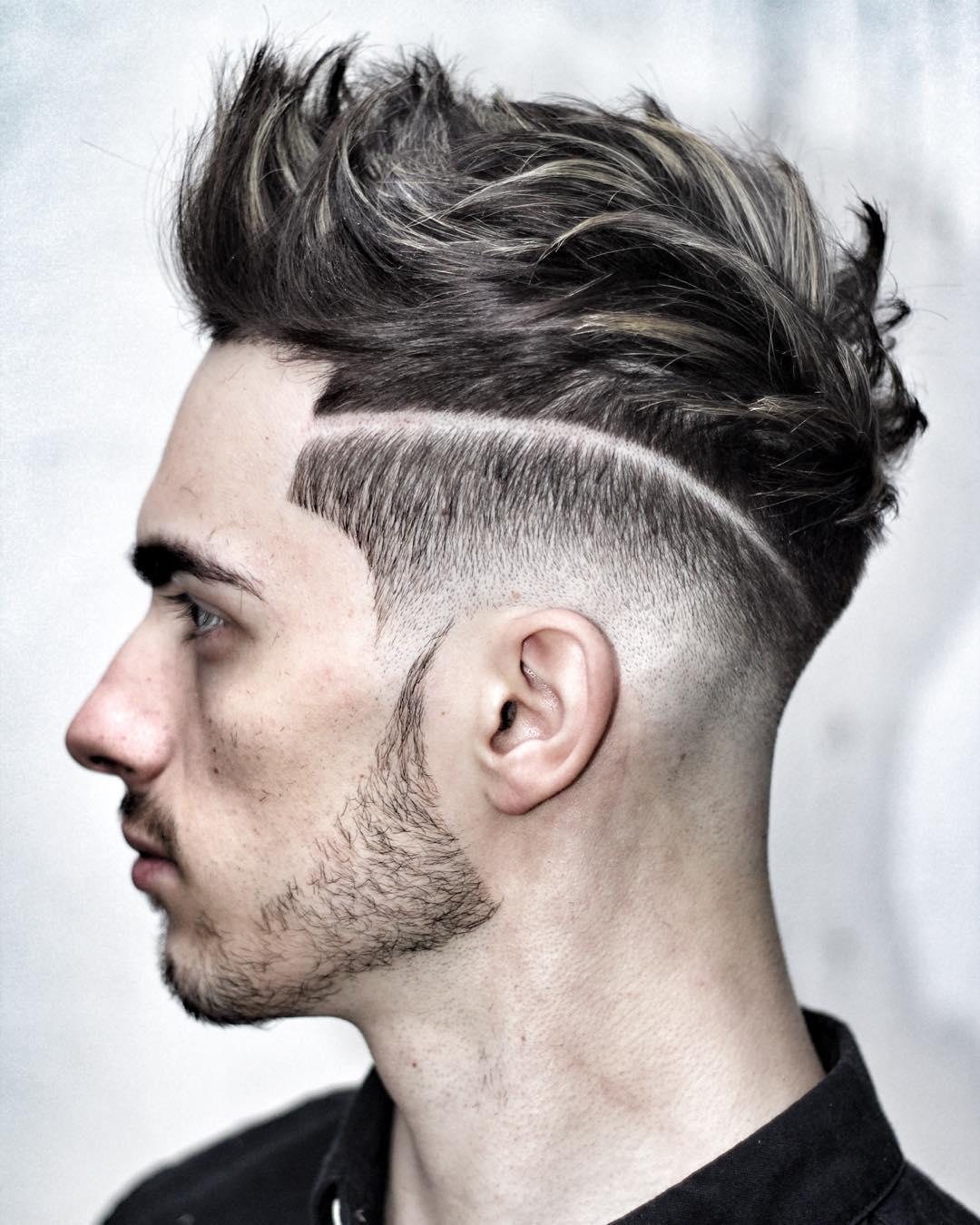 Quiff Comb | Haircut Measurements | Mens Quiff