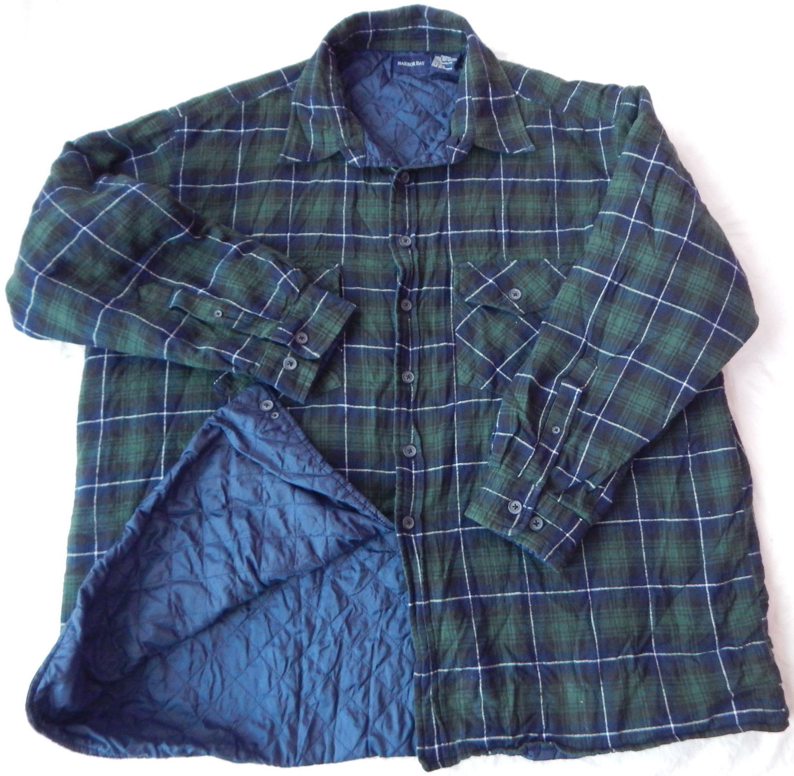 Quilted Flannel Shirt | Flannel Shirts Men | Womens Lined Flannel Shirt