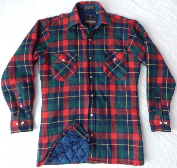 Quilted Flannel Shirt | Womens Lined Flannel Shirt | Quilted Flannel Shirt Jacket Mens