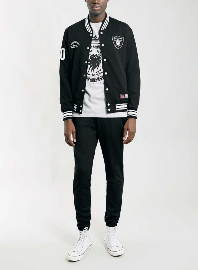 Raider Hoodies | Raiders Letterman Jacket | Oakland Raiders Sweaters