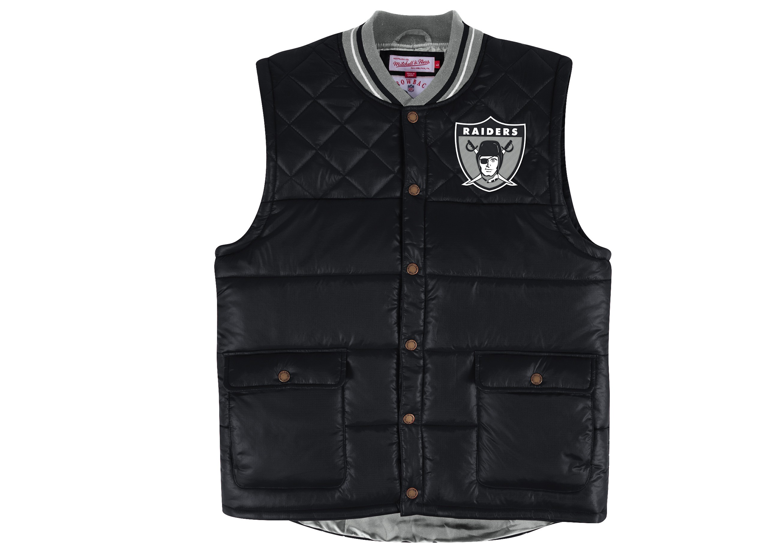 Raider Starter Jacket | Raiders Team Store | Raiders Letterman Jacket