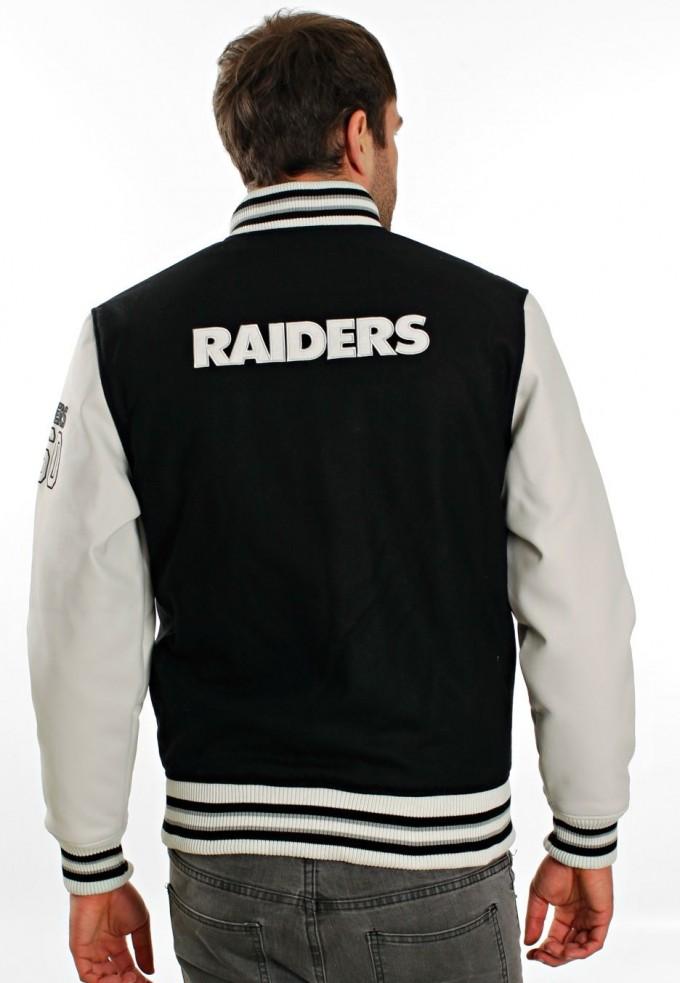 Raiders Boots | Raiders Letterman Jacket | Oakland Raiders Pullover Jacket