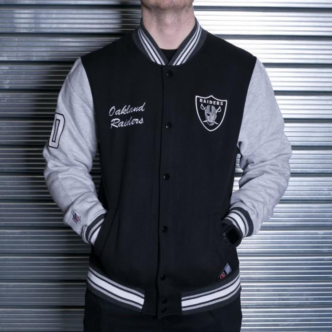 Raiders Championship Jacket | Raiders Leather Jacket | Raiders Letterman Jacket