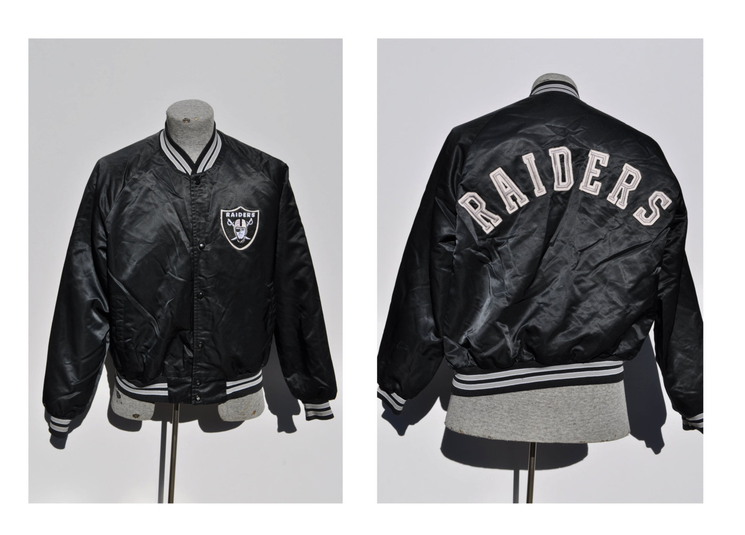 Raiders Letterman Jacket | Home Shopping Network Nfl | Raiders Coat
