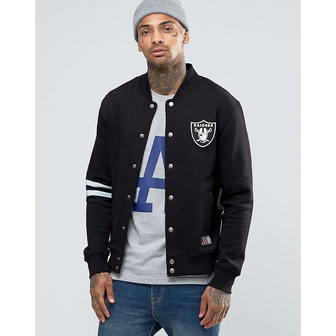 Raiders Letterman Jacket | Oakland Raiders Vest | Oakland Raiders Coats