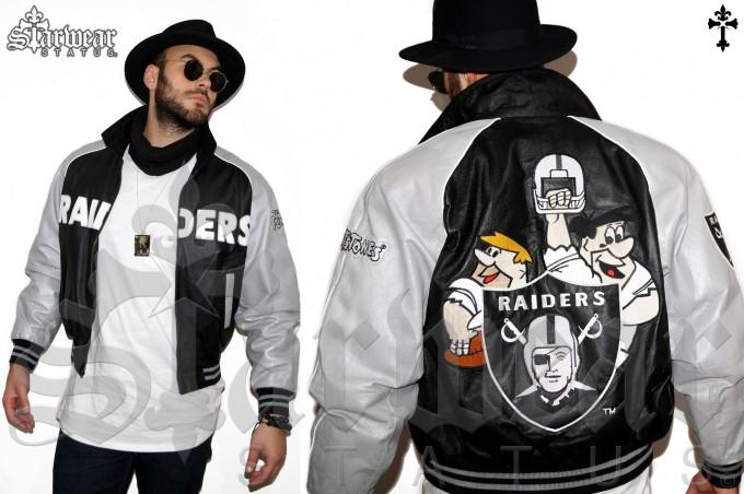 Raiders Slippers | Raiders Varsity Jacket | Varsity Jacket Nba
