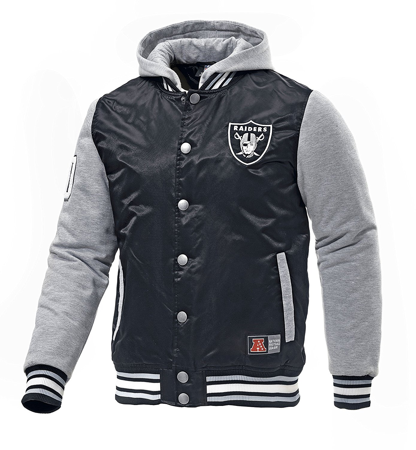 Raiders Starter Jacket | Raiders Letterman Jacket | Starter Jackets Ebay