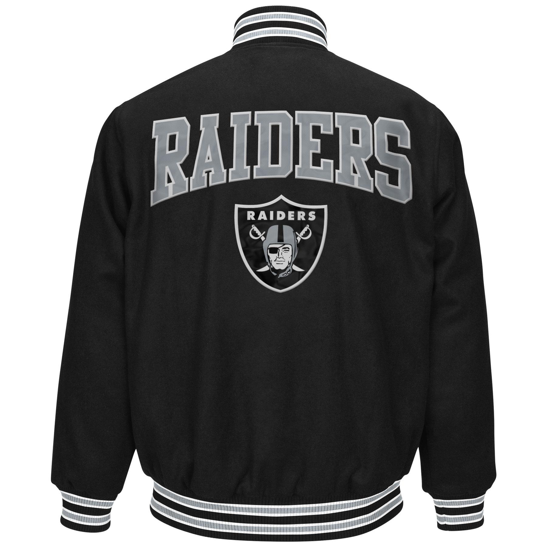 Raiders Varsity Jacket | Ebay Varsity Jackets | Oakland Raider Store
