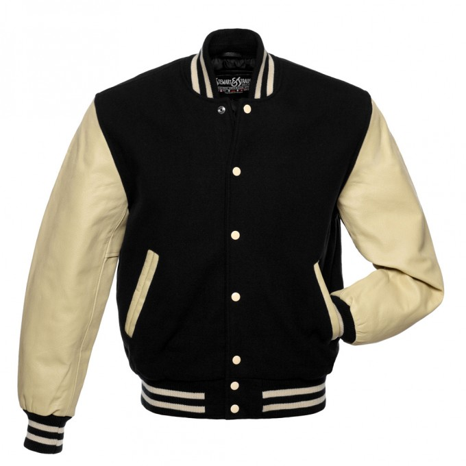 Raiders Varsity Jacket | Oakland Raiders Letterman Jacket | Raider Jacket