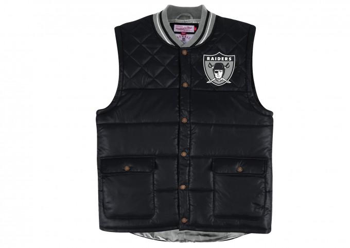 Raiders Varsity Jacket   Raider Jacket   Raiders Slippers