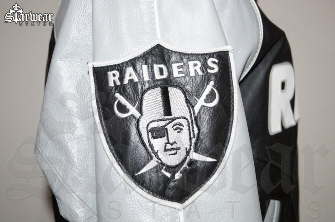 Raiders Varsity Jacket | Raiders Canopy | Starter Jacket Raiders