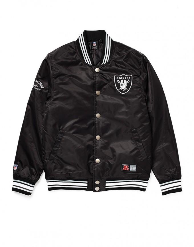 Raiders Varsity Jacket | Raiders Letterman Jacket | Raiders Pullover
