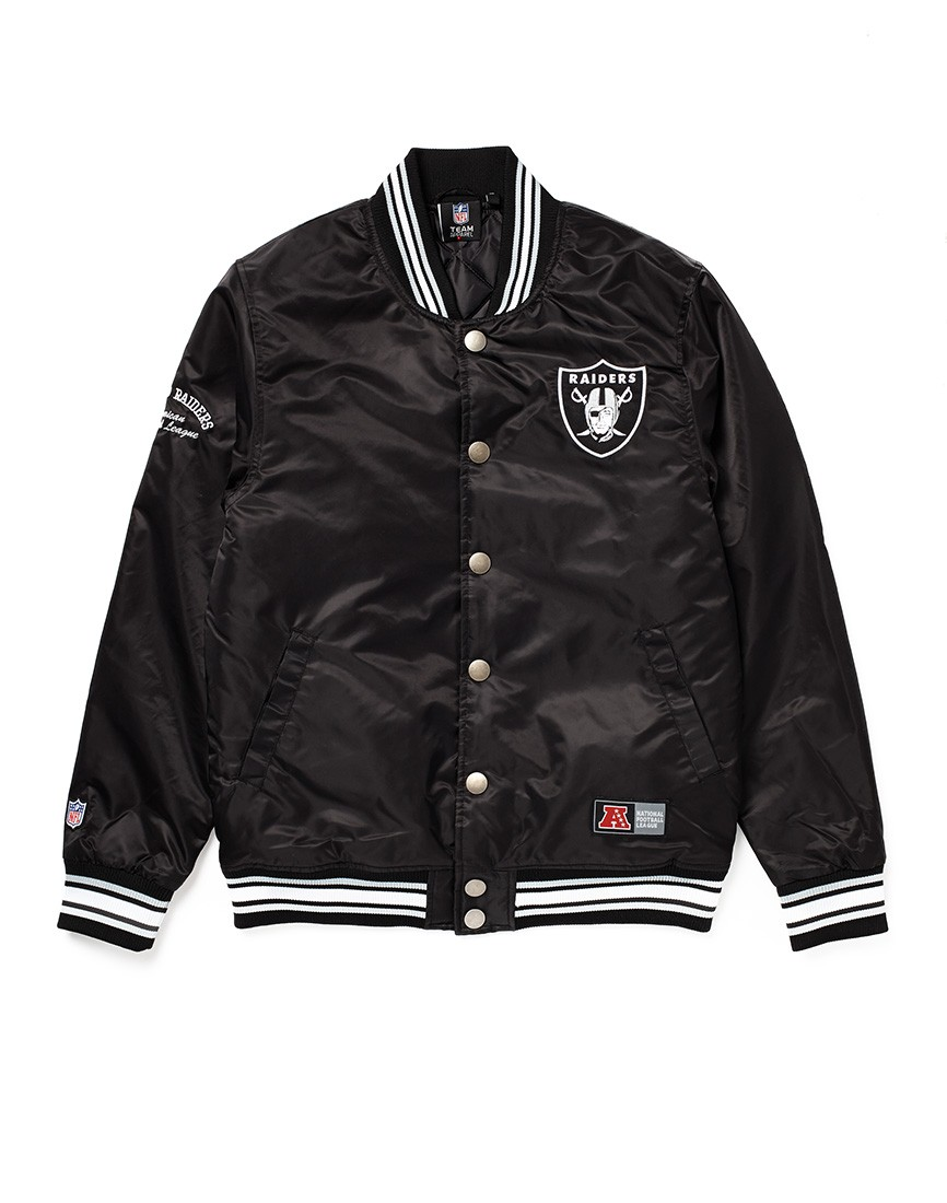 Raiders Varsity Jacket | Raiders Letterman Jacket | Raiders Pullover