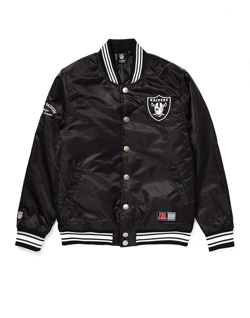 Raiders Varsity Jacket | Raiders Varsity Jacket | Raider Jacket