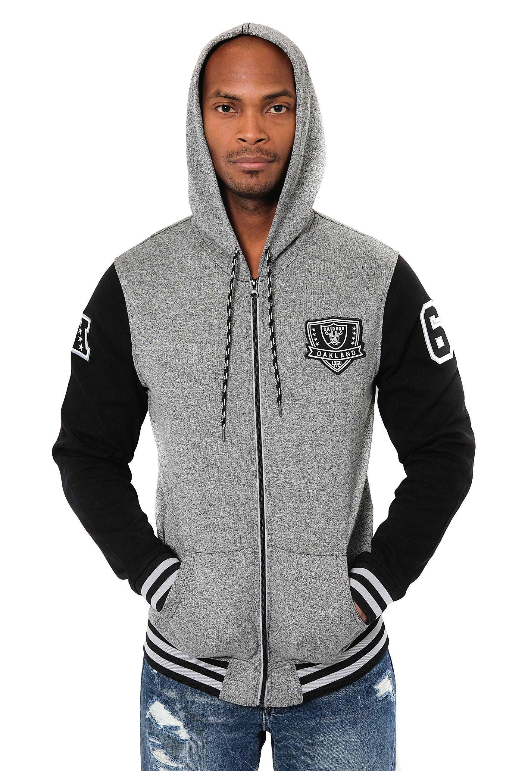 Raiders Windbreaker Jacket | Raiders Team Store | Raiders Varsity Jacket