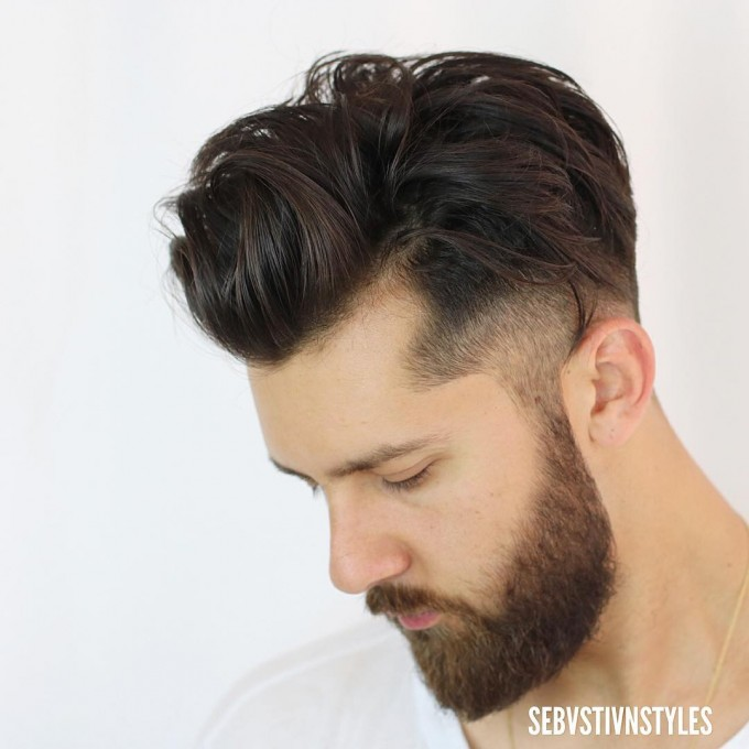 Receeding Hairline | Haircuts For Receding Hairlines | How To Style Thinning Hair