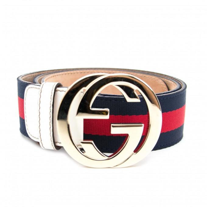 Red Gucci Belt | Mcm Belt Mens | Gucci Emblem