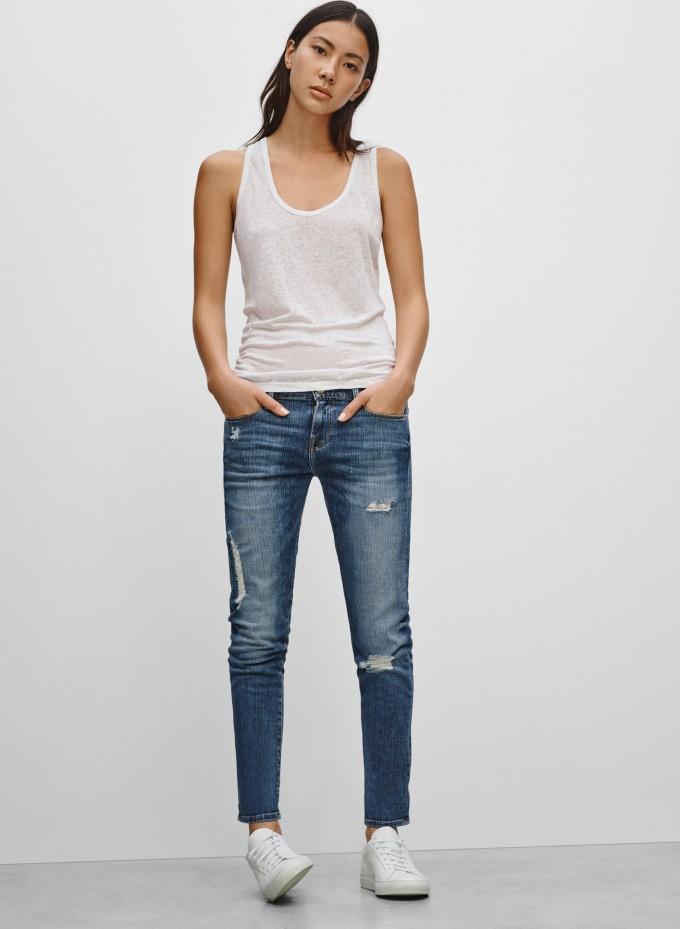 Remarkable Slouchy Slim Jeans | Alluring Frame Denim Le Garcon