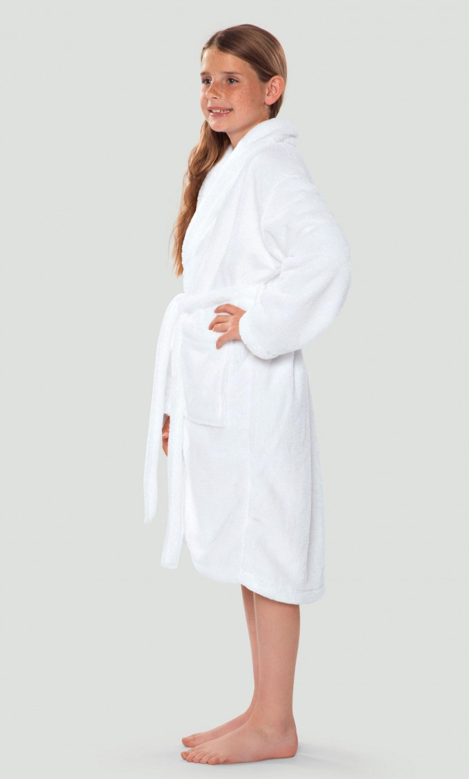 Restoration Hardware Bathrobe | Plush Bathrobes | Womens Fleece Robes Full Length