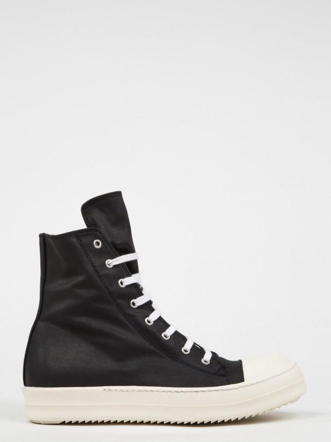 Rick Owen Ramones | Rick Owens Geobasket Sneaker | Rick Owens Ramones Sneakers