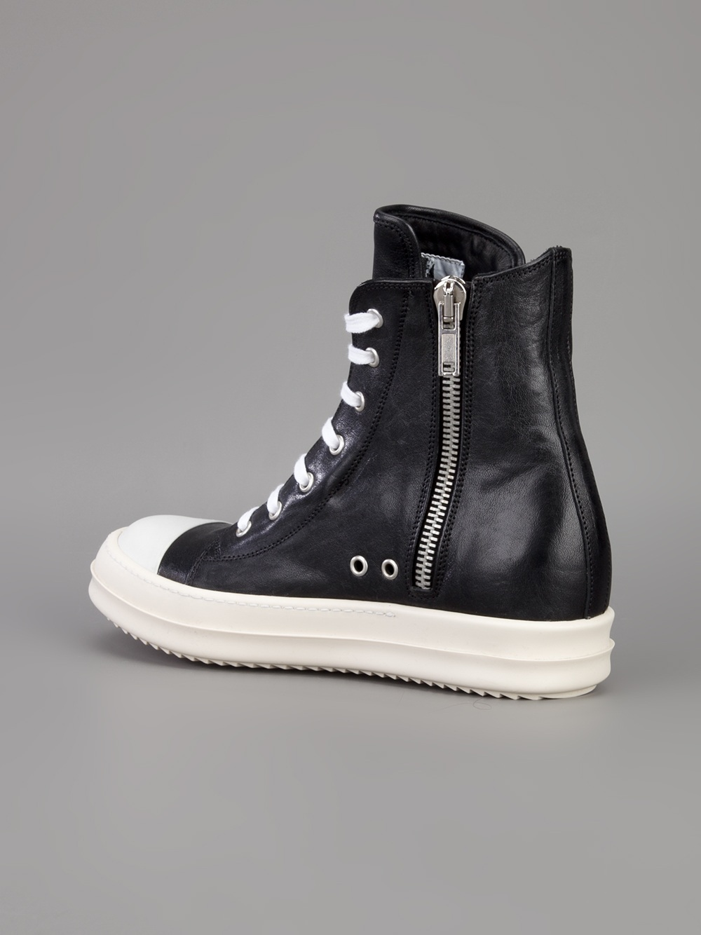 Rick Owen Ramones | Rick Owens Ramones Low | Rick Owens Clothing Men