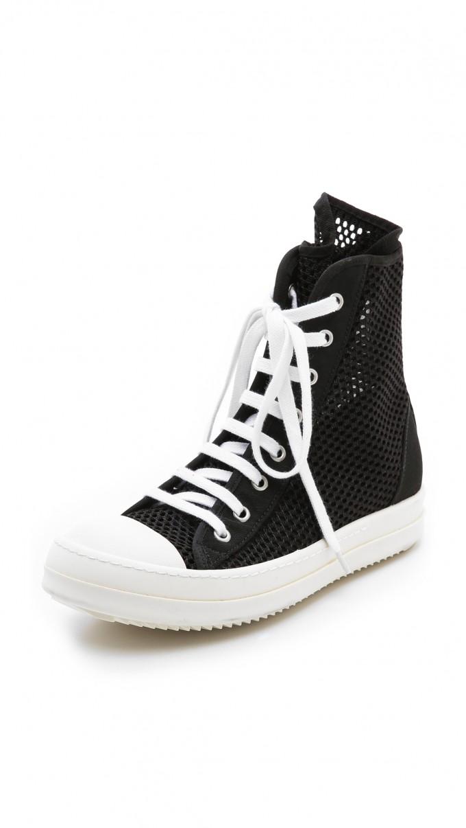 Rick Owen Ramones | Rick Owens Shoes On Sale | Rick Owens Ramones Boots
