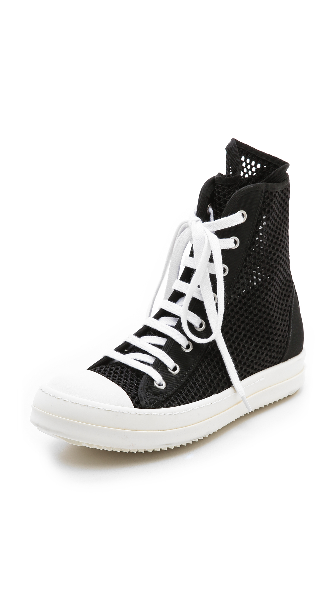 Rick Owen Ramones | Rick Owens Shoes on Sale | Rick Owens Ramones Boots