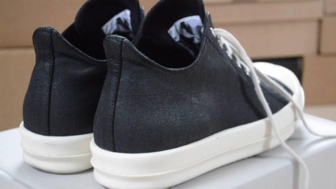 Rick Owen Ramones | Rick Owens Womens Sneakers | Rick Owens Geobasket For Sale