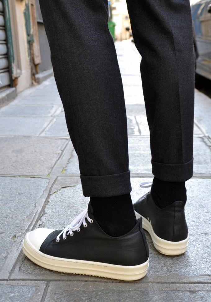 Rick Owens High Tops | Drkshdw Shoes | Rick Owen Ramones