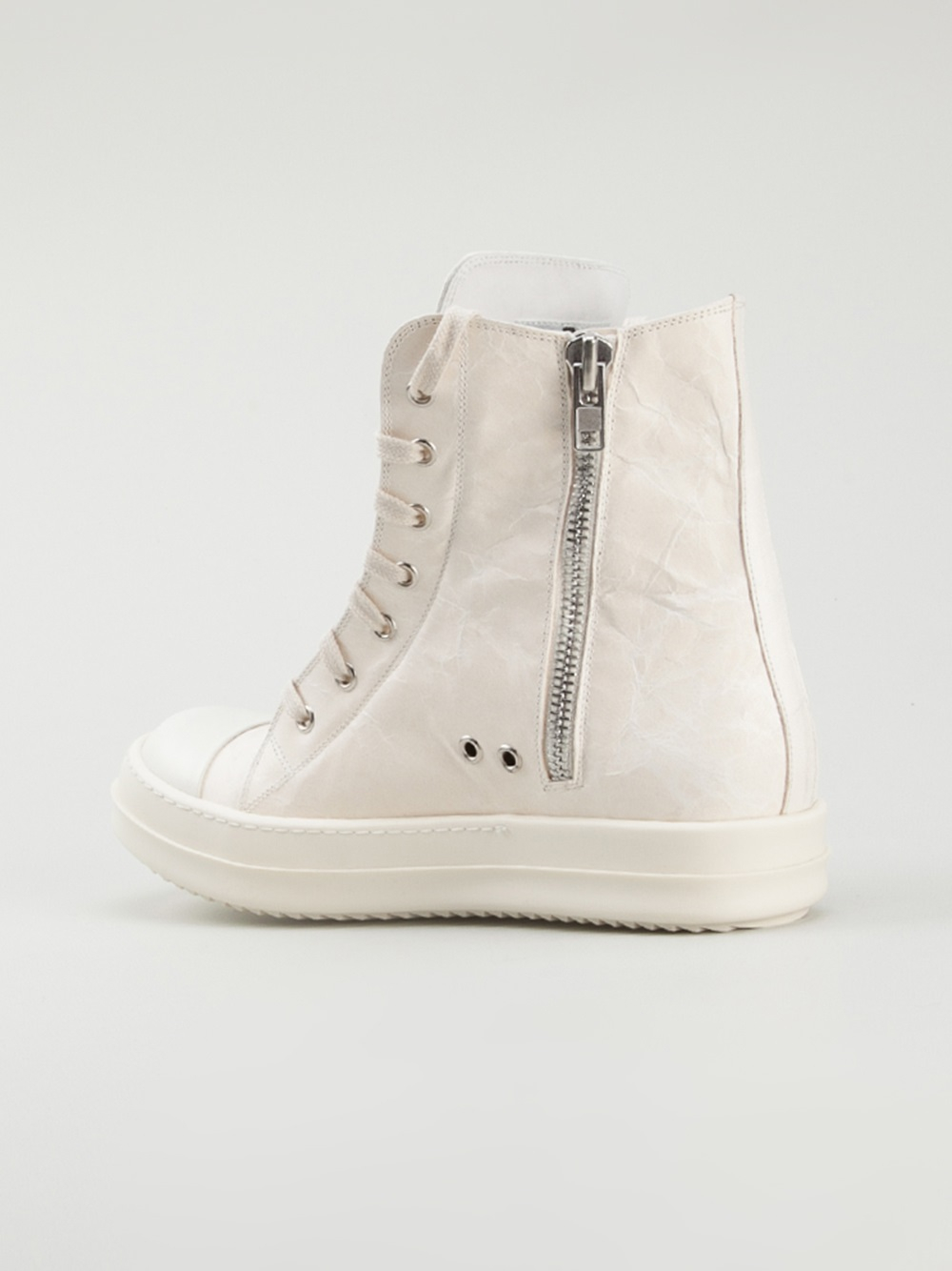 Rick Owens Uk | Rick Owen Ramones | Rick Owens Mens Shoes