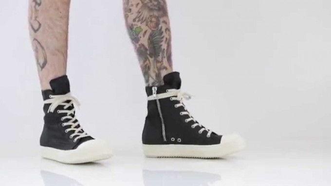 Ricky Owens Shoes | Rick Owens Shoes Mens | Rick Owen Ramones