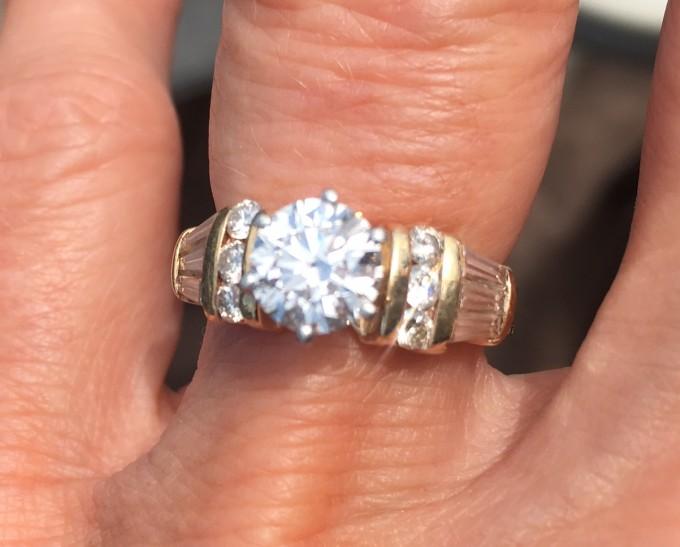 Rihanna Diamonds | Sams Club Diamond Rings | Enchanted Diamonds Review