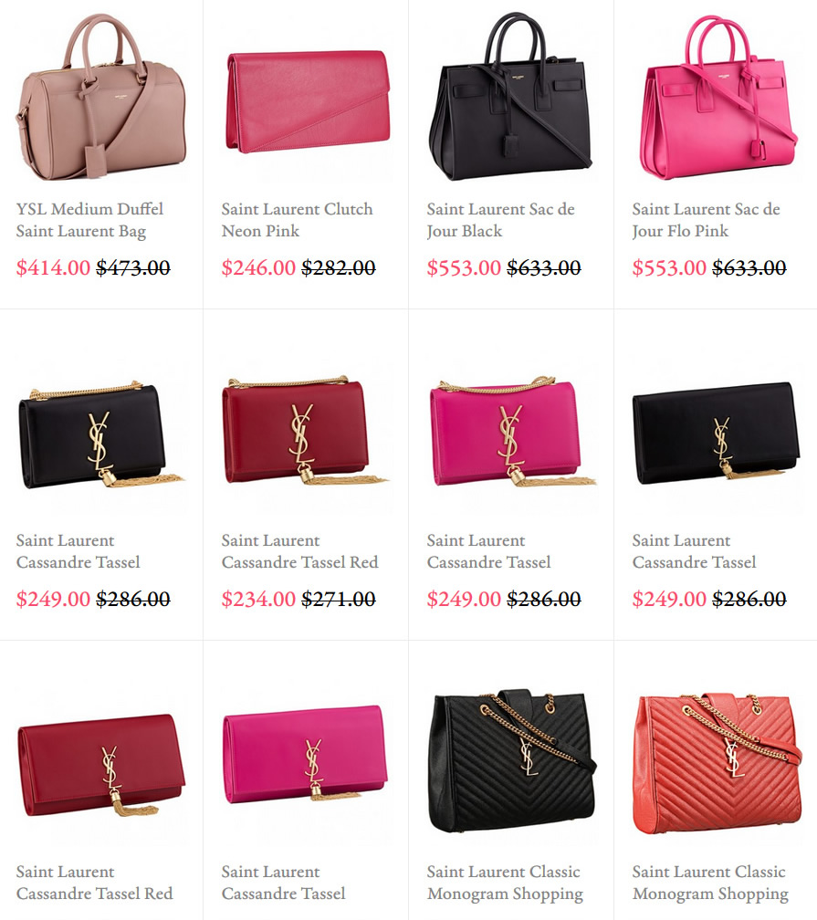 Saint Laurent Shopper | Yves Saint Laurent Handbags | Yves Saint Laurent T-shirt