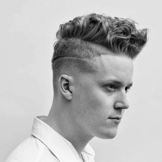 Sexy Hairstyles For Men | Hairstyles For Wavy Hair | Hairstyles For Men With Curly Hair