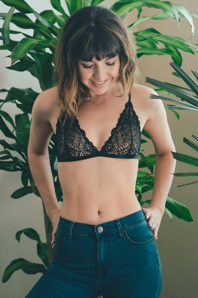 Sexy Sheer Bras | See Through Bralette | See Through Nightie