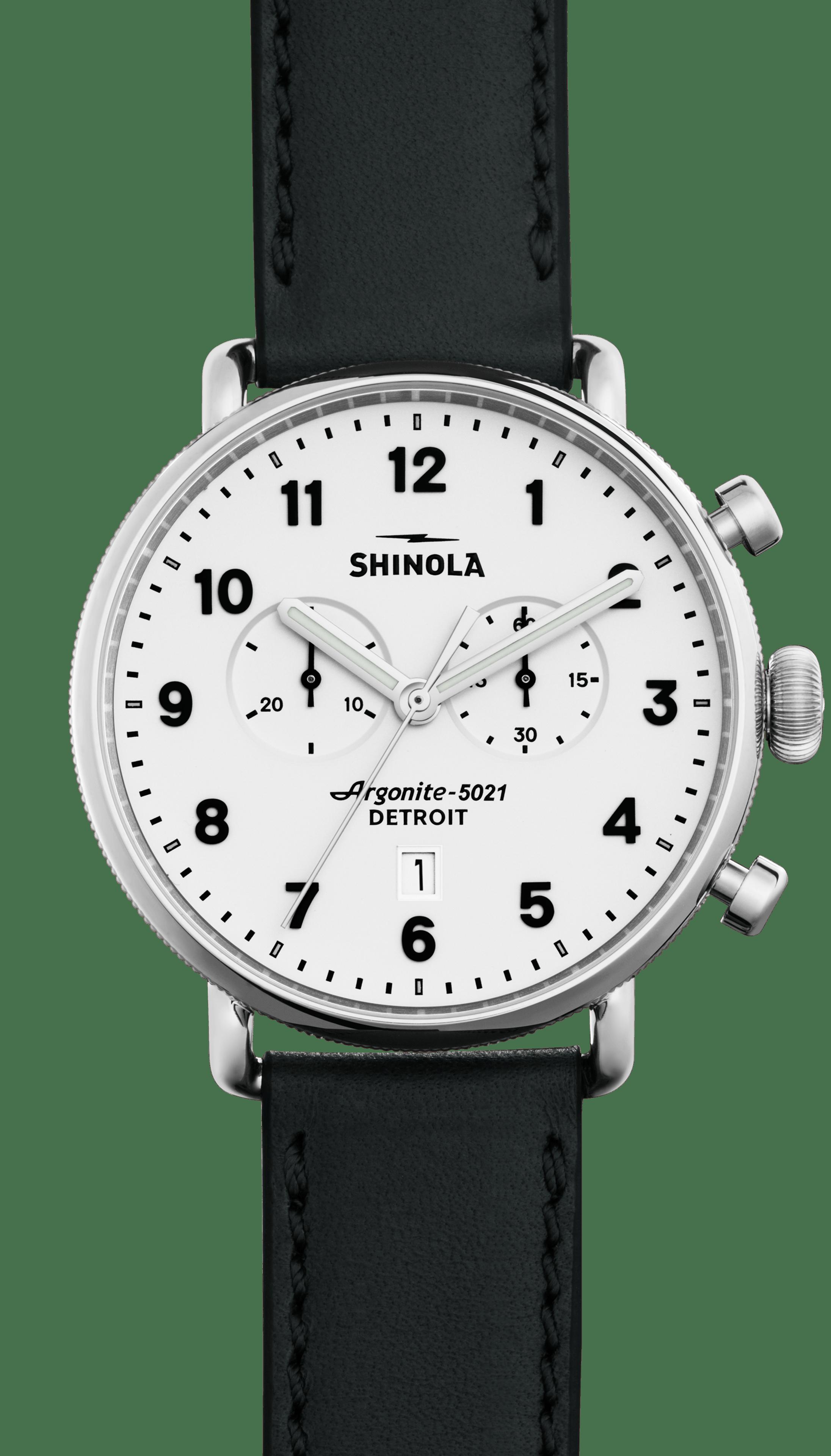 Shineola | Shinola Hours | Shinola Watch