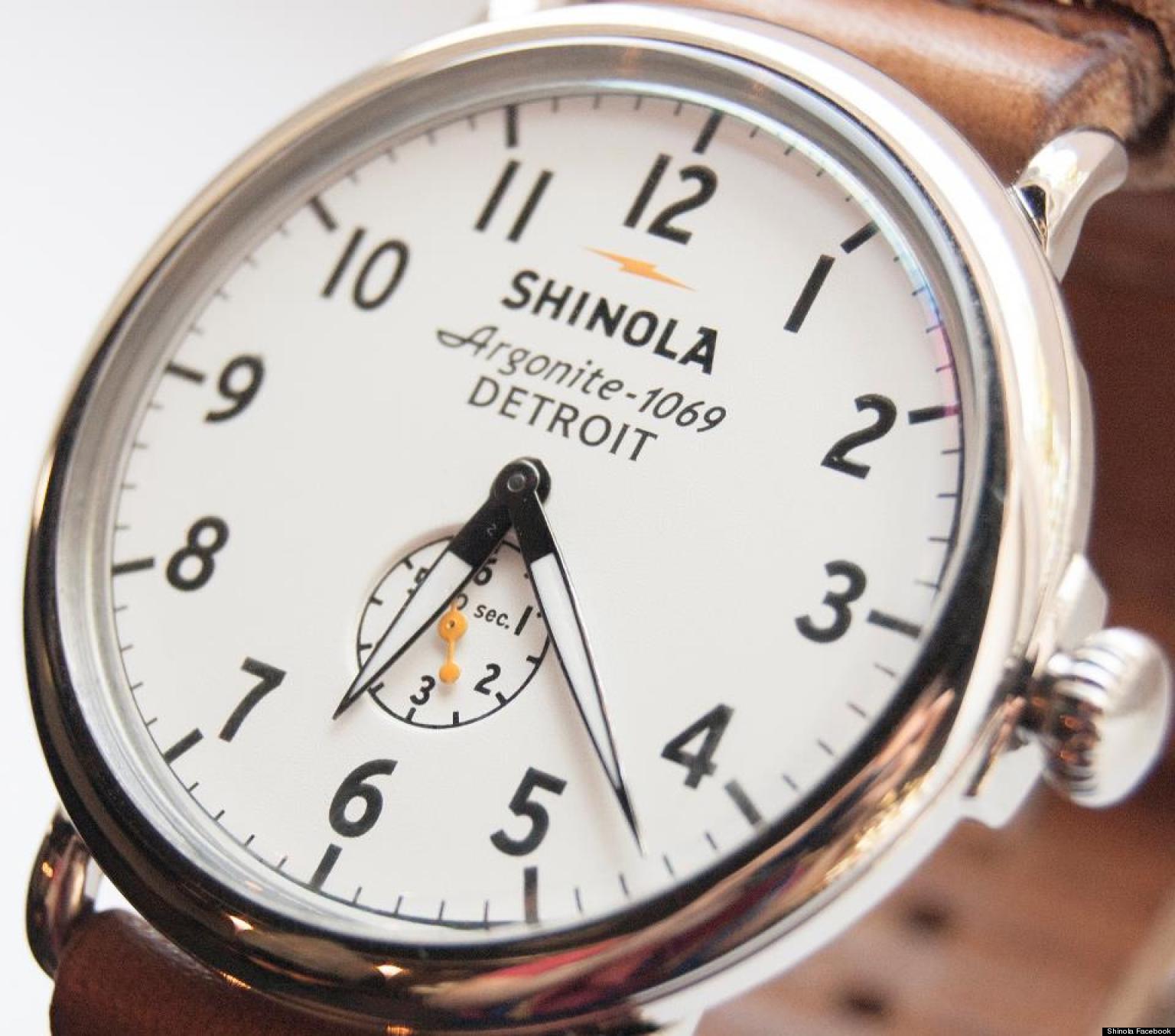 Shinola Automatic | Shinola Watch | Shinola Chronograph