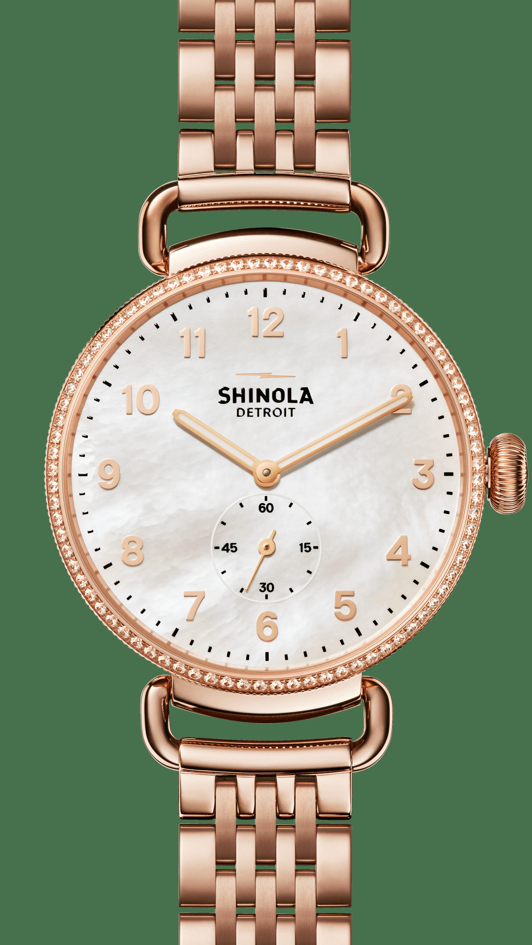 Shinola | Shinola Watch Quality | Shinola Watch