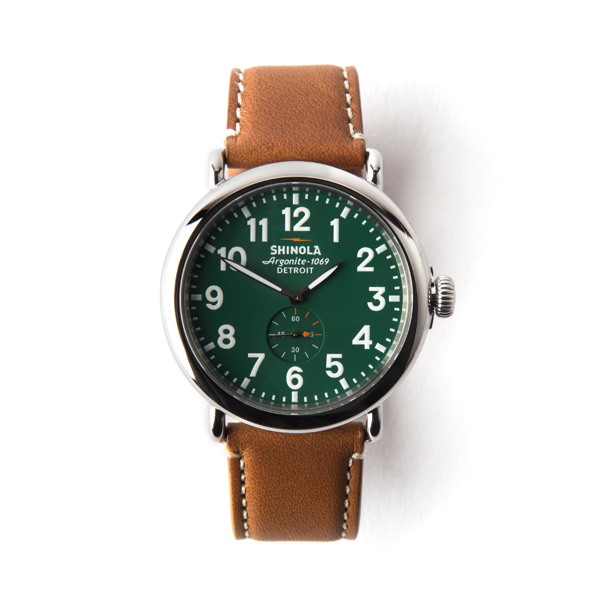 Shinola Watch Bands | Shinola Watch | Shinola Customer Service