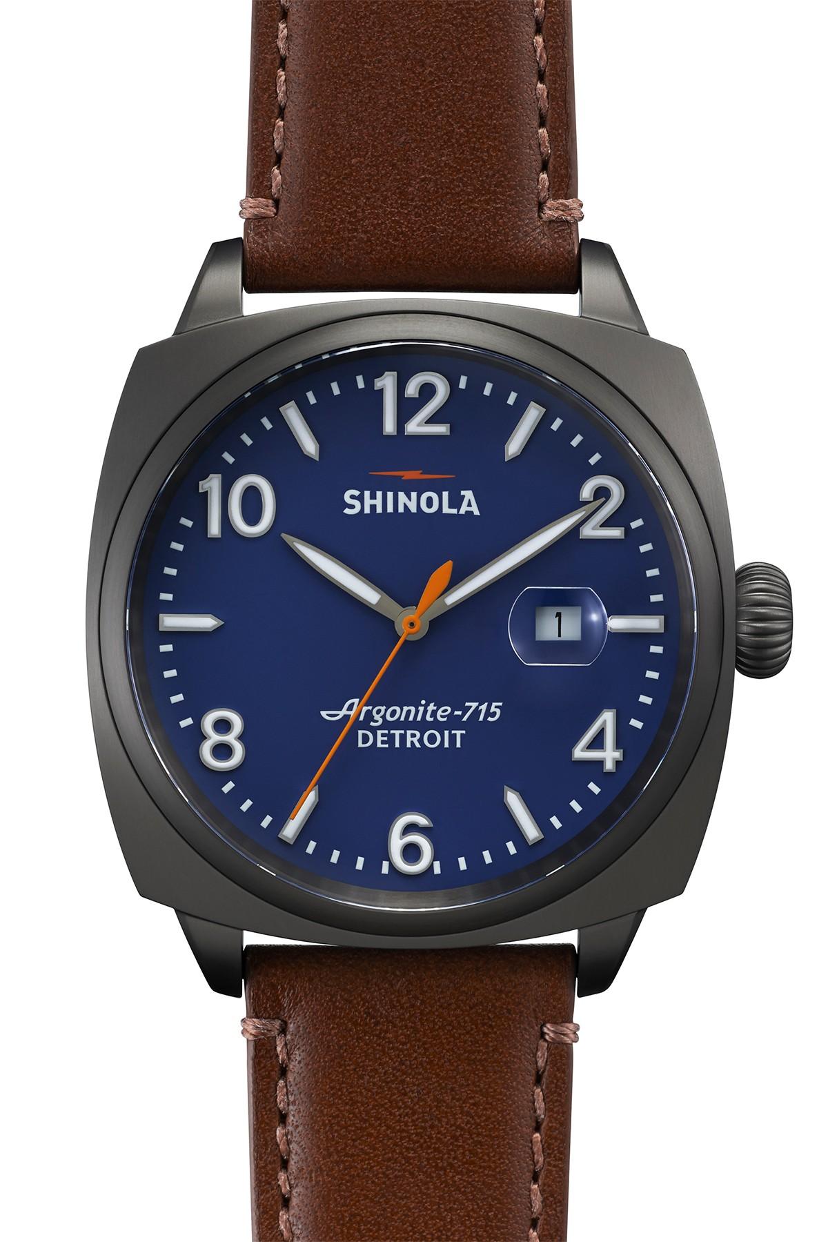 Shinola Watch | Shinola Chronograph | Shinola Watch