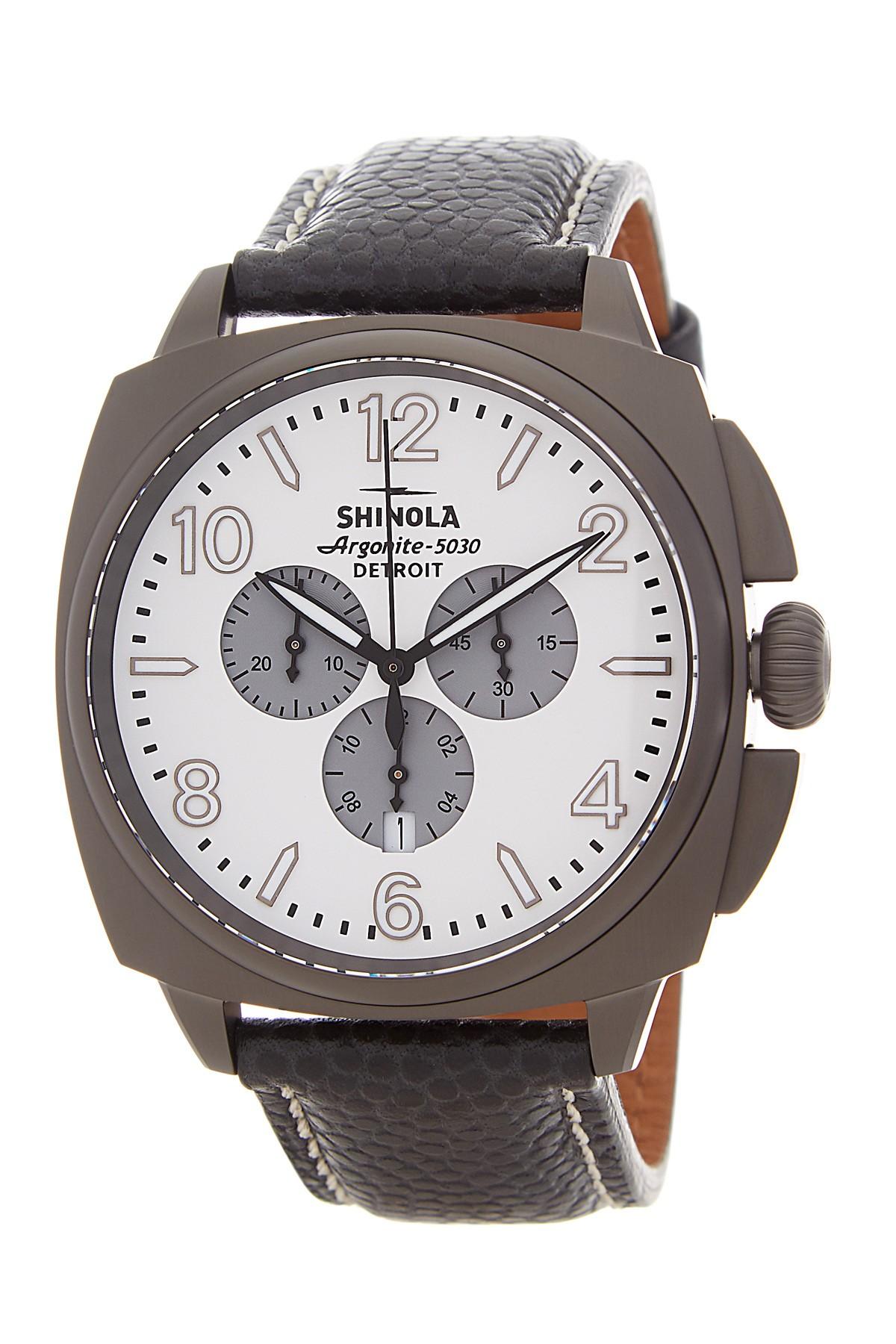 Shinola Watch | Shinola Store | Shit From Shinola