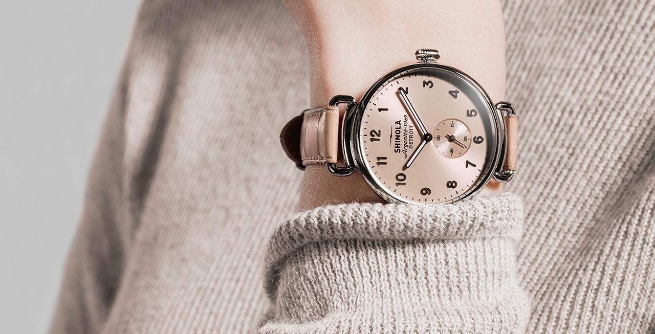 Shinola Womens Watches | Watchmaker Detroit | Shinola Watch