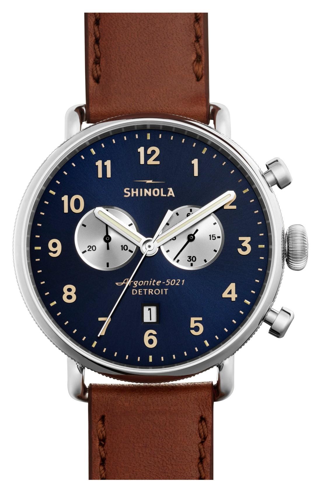 Shit From Shinola | Shinola Watch | Shinola Gomelsky Watch