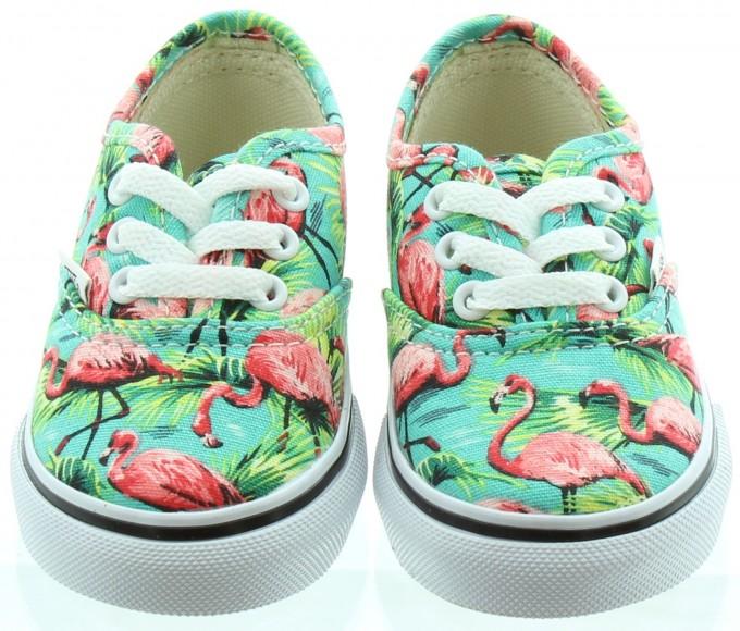 Shoes Pacsun | Turquoise Vans Womens | Flamingo Vans