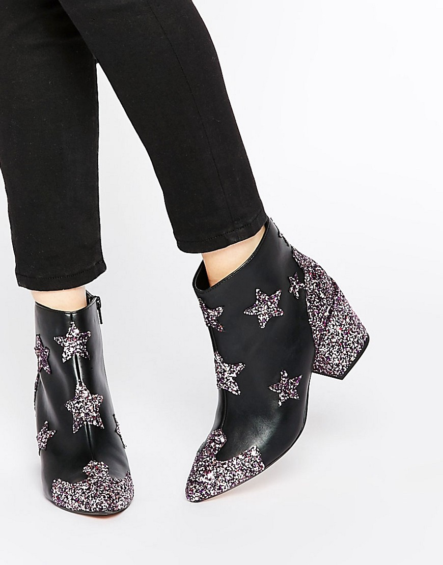 Short Cowboy Boots | Western Studded Ankle Boots | Western Ankle Boots