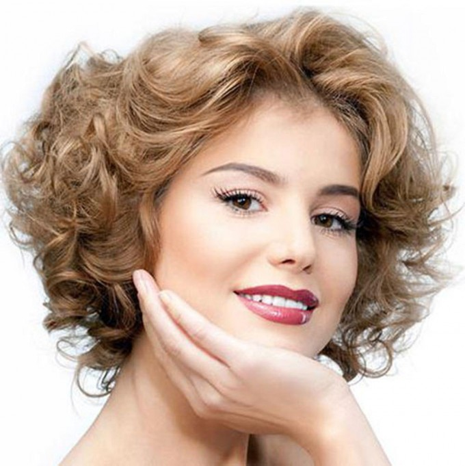 Short Wavy Hair | Curly Short Hair Cuts | How To Curl Short Hair