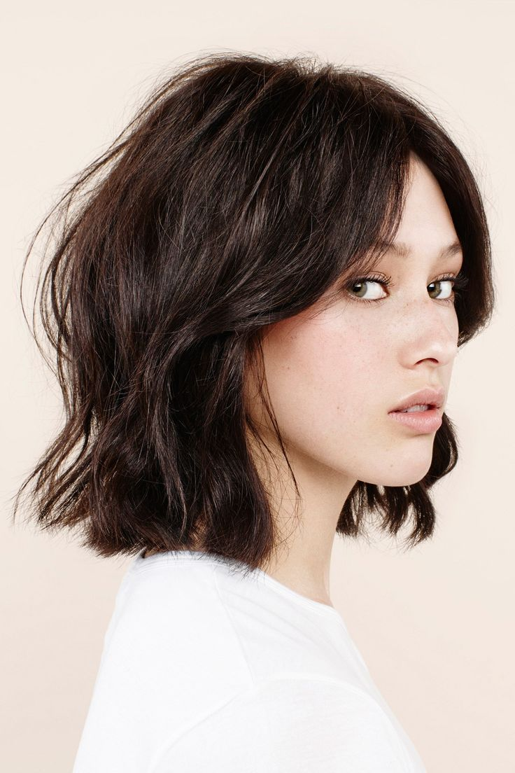 Short Wavy Hair | Short Wavy Hair with Bangs | Very Short Curly Hairstyles