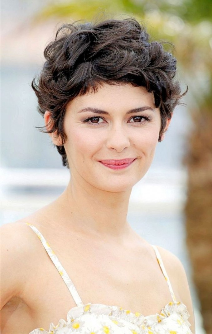 Hairstyle Stunning Short Wavy Hair For Women Hairstyle Inspirations