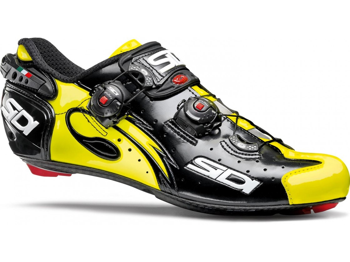Sidi Ergo 3 Review | Sidi Wire Carbon Vernice | Sidi Wire Yellow