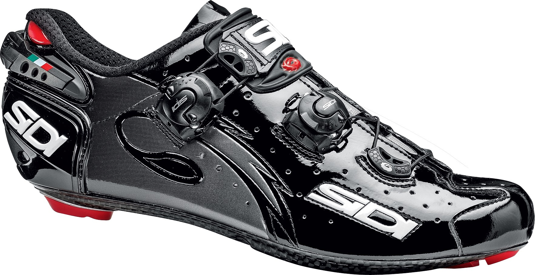 Sidi Road Shoes Review | Sidi Wire Carbon Vernice | Sidi Wire Mega
